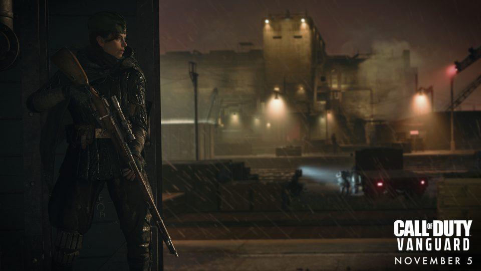 Call of Duty: Vanguard sarà lanciato il 5 Novembre su PS5, PS4, Xbox Series, Xbox One e PC 5