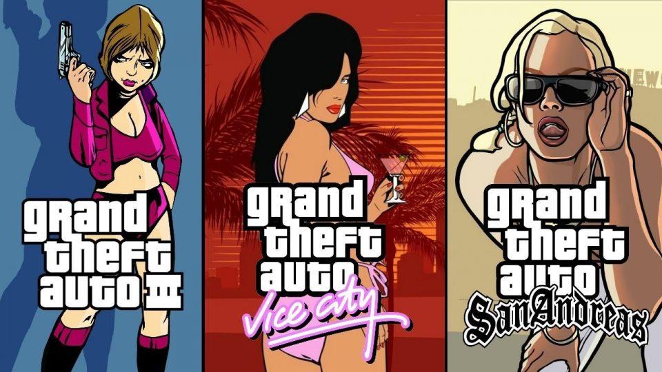 GTA Trilogy Remake