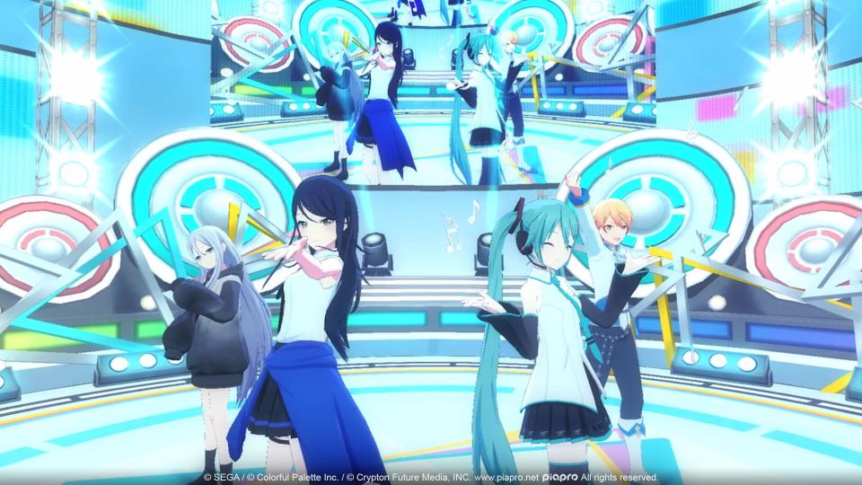 Hatsune Miku: COLORFUL STAGE! arriva in Occidente nel 2021 8
