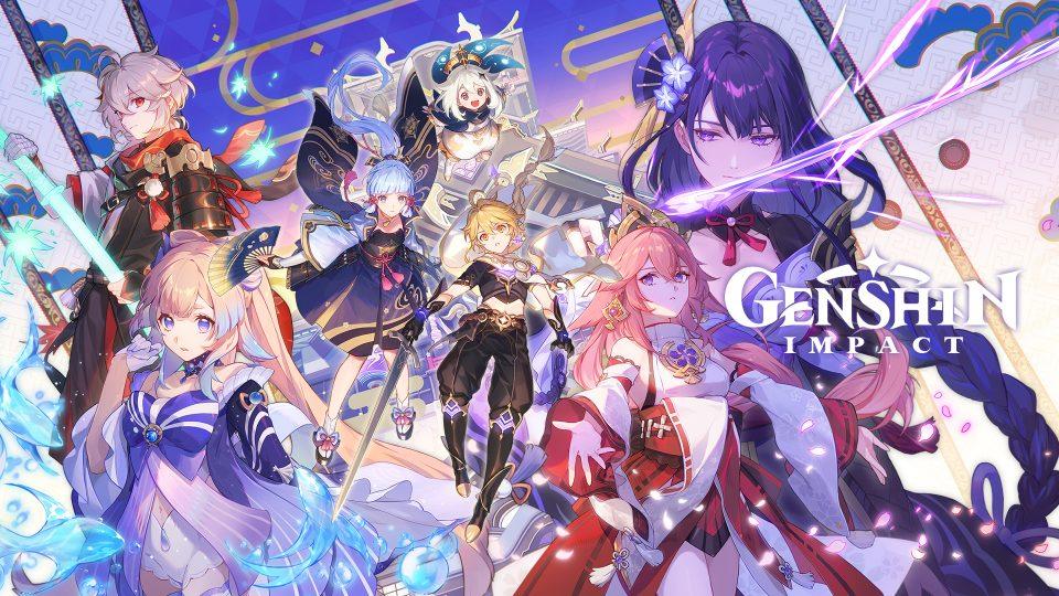 Genshin Impact Versione 2.1