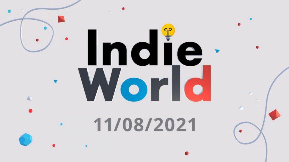Nintendo Indie World 11/08/21