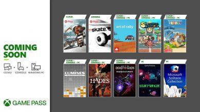 Xbox Game Pass Agosto 2021