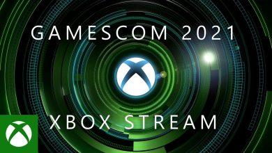 Xbox Live Gamescom 2021