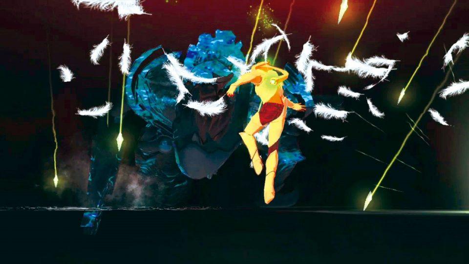 CGCReviews - El Shaddai: Ascension of the Metatron 3