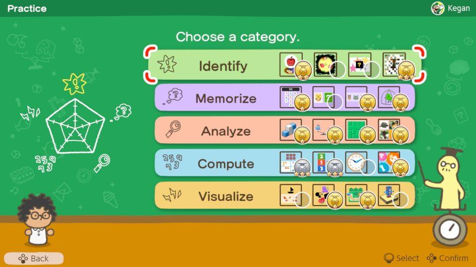 Nintendo ha annunciato Big Brain Academy: Brain vs. Brain 1