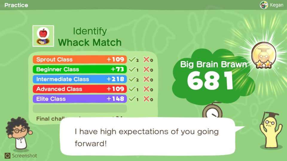 Nintendo ha annunciato Big Brain Academy: Brain vs. Brain 4