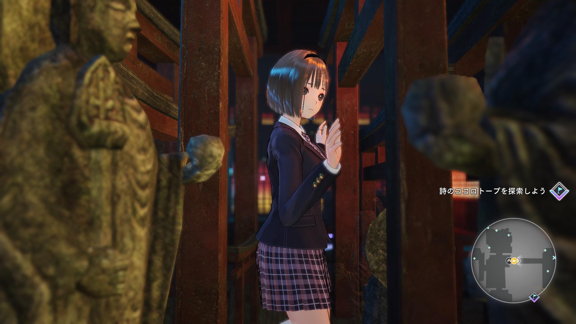 Blue Reflection: Second Light ci mostra Uta Komagawa, Kirara Kuno e altro 41