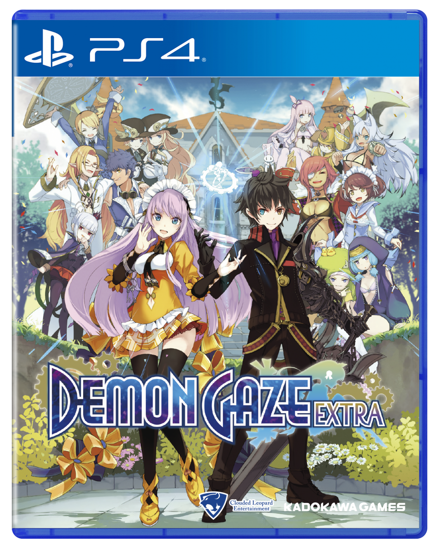 Demon Gaze EXTRA arriva in Occidente il 9 Dicembre 15