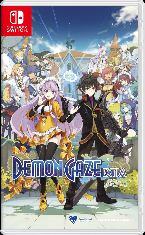 Demon Gaze EXTRA arriva in Occidente il 9 Dicembre 16