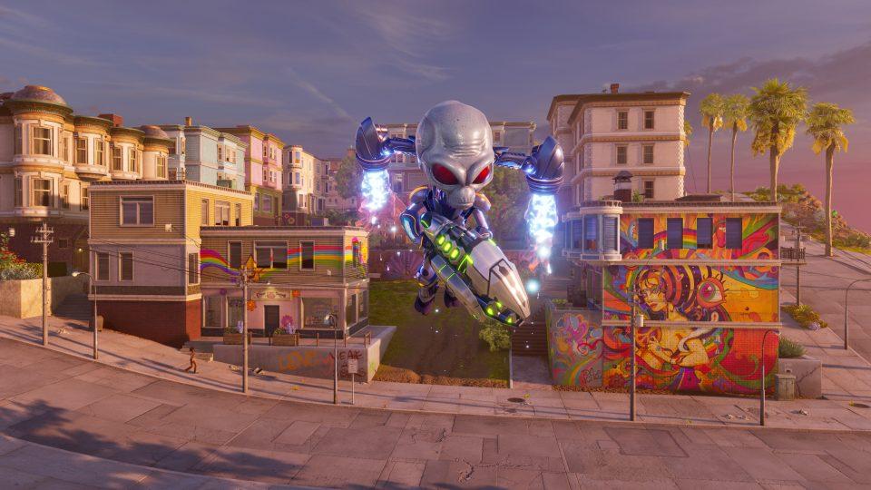 Destroy All Humans! 2: Reprobed annunciato per PS5, Xbox Series e PC 2