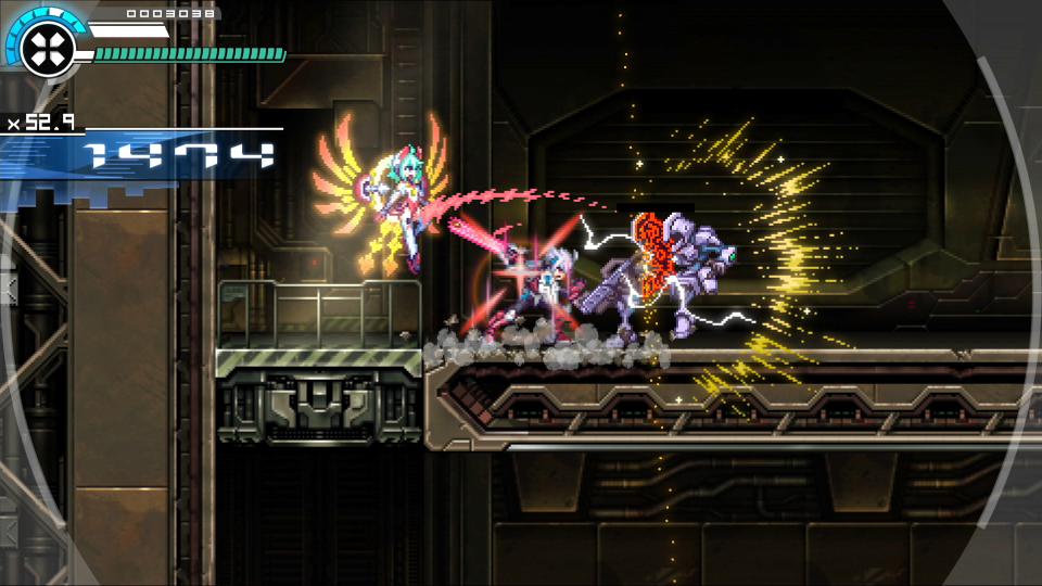 Gunvolt Chronicles: Luminous Avenger iX 2 annunciato per PS5, PS4, Xbox Series, Xbox One, Switch e PC 1