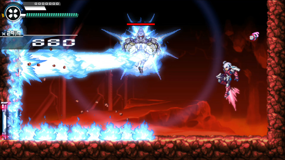 Gunvolt Chronicles: Luminous Avenger iX 2 annunciato per PS5, PS4, Xbox Series, Xbox One, Switch e PC 2