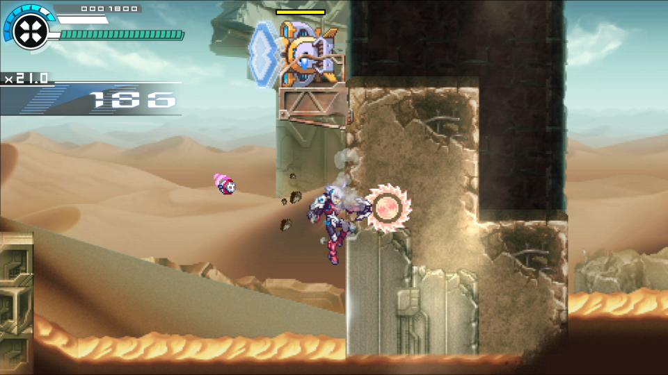 Gunvolt Chronicles: Luminous Avenger iX 2 annunciato per PS5, PS4, Xbox Series, Xbox One, Switch e PC 3