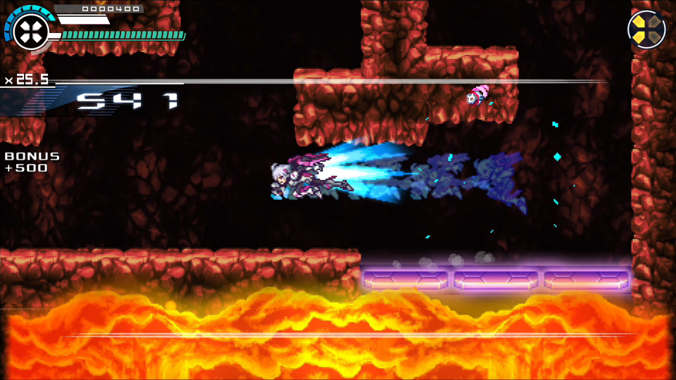 Gunvolt Chronicles: Luminous Avenger iX 2 annunciato per PS5, PS4, Xbox Series, Xbox One, Switch e PC 6