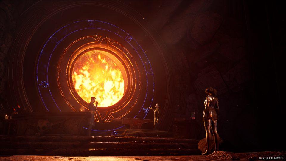 Marvel's Midnight Suns, trailer per il gameplay e screenshot 1