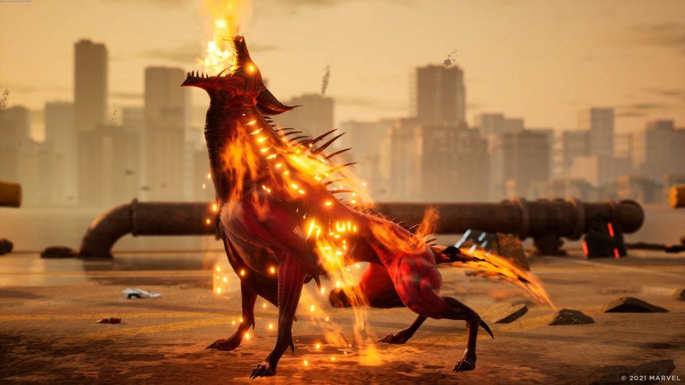 Marvel's Midnight Suns, trailer per il gameplay e screenshot 7