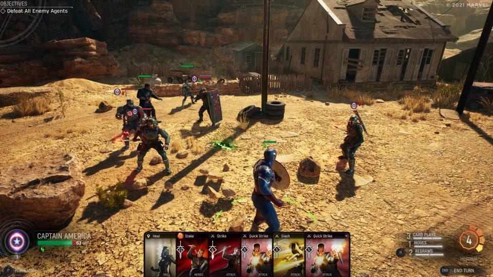 Marvel's Midnight Suns, trailer per il gameplay e screenshot 8