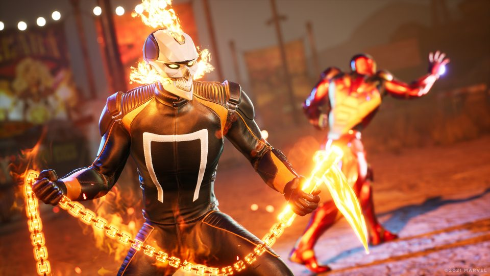Marvel's Midnight Suns, trailer per il gameplay e screenshot 9