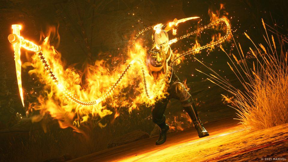Marvel's Midnight Suns, trailer per il gameplay e screenshot 10