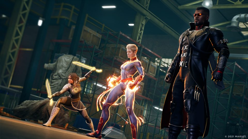Marvel's Midnight Suns, trailer per il gameplay e screenshot 12
