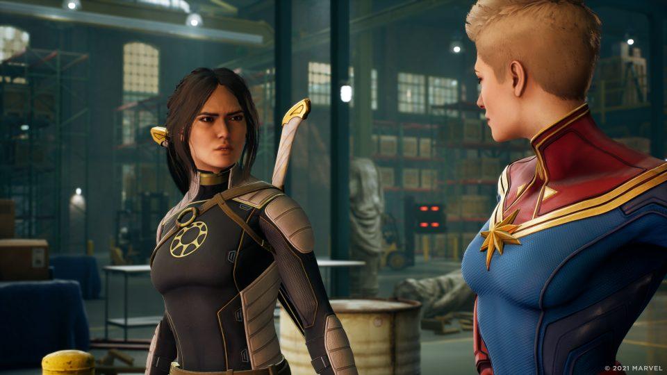 Marvel's Midnight Suns, trailer per il gameplay e screenshot 13