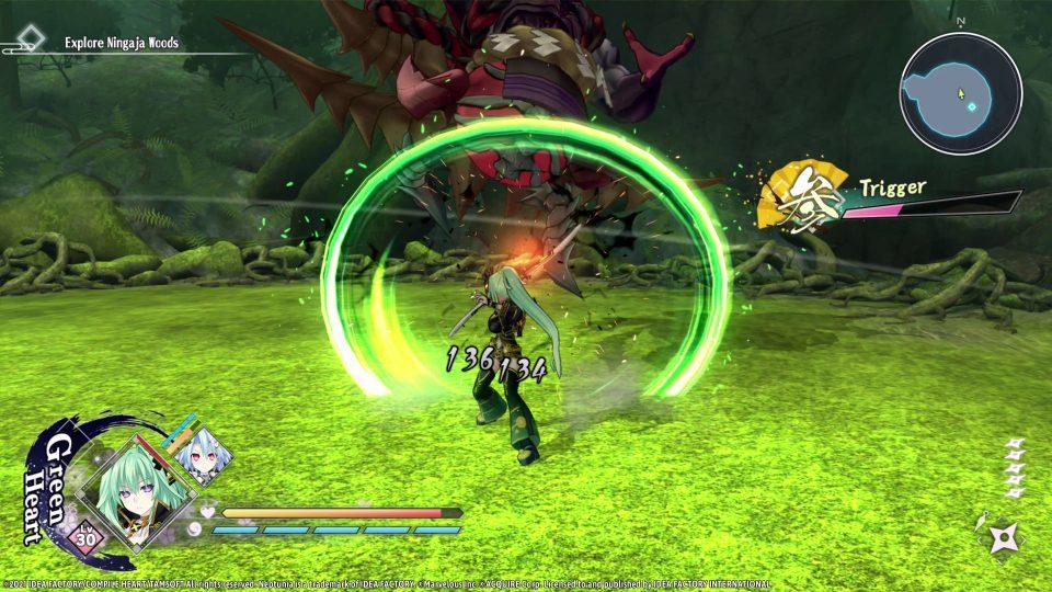 Neptunia x Senran Kagura: Ninja Wars in uscita il 29 Ottobre 2