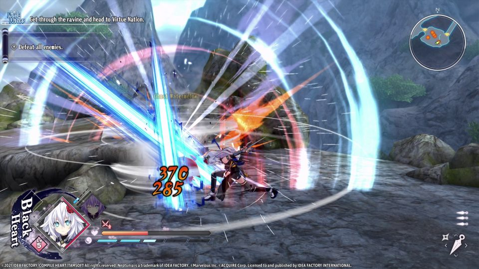 Neptunia x Senran Kagura: Ninja Wars in uscita il 29 Ottobre 4