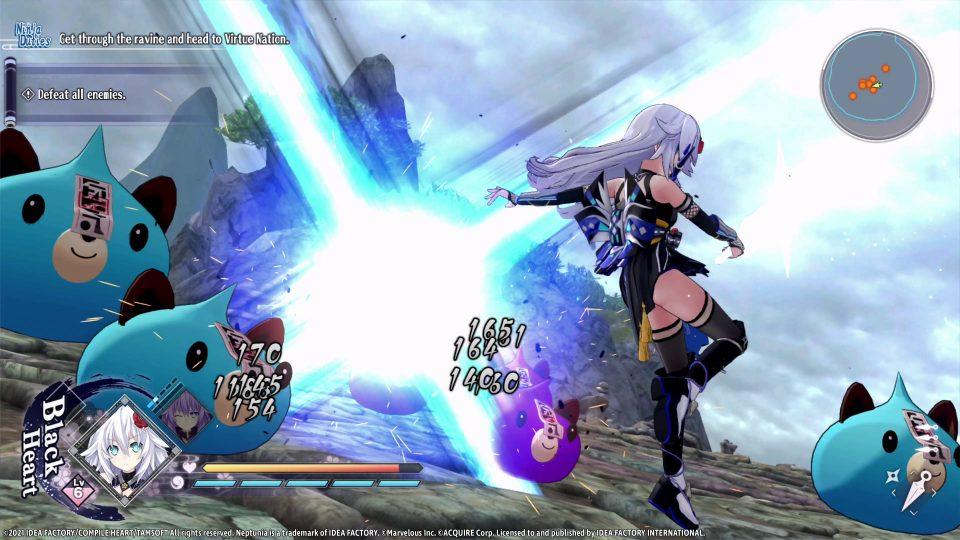 Neptunia x Senran Kagura: Ninja Wars in uscita il 29 Ottobre 5