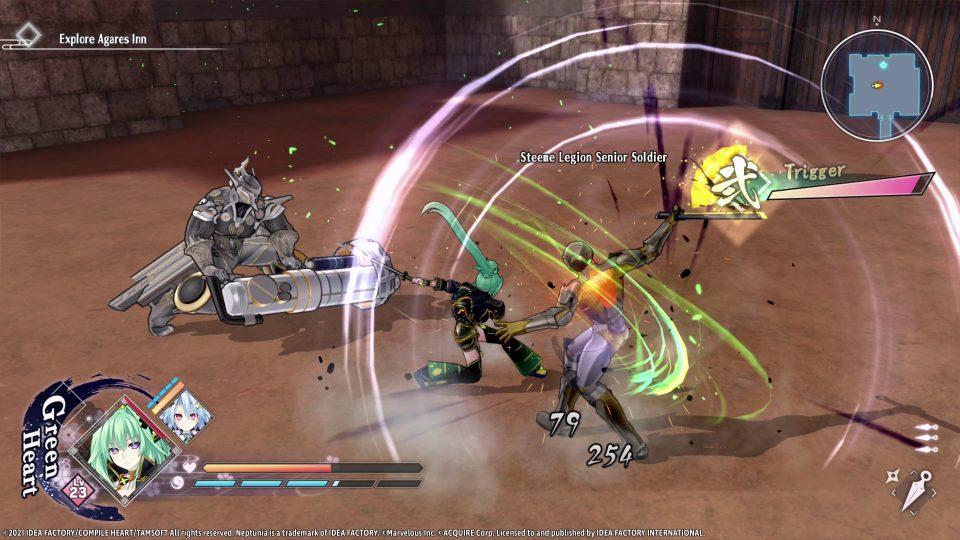 Neptunia x Senran Kagura: Ninja Wars in uscita il 29 Ottobre 8