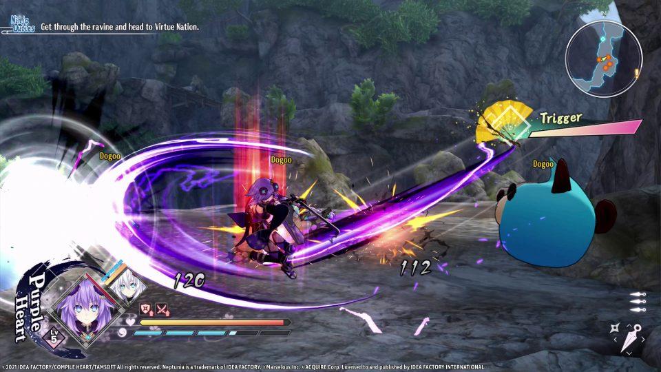 Neptunia x Senran Kagura: Ninja Wars in uscita il 29 Ottobre 9