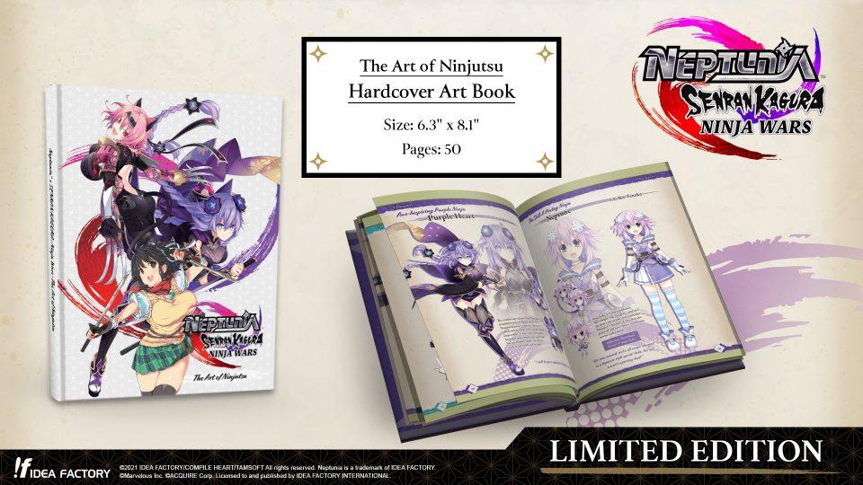 Neptunia x Senran Kagura: Ninja Wars in uscita il 29 Ottobre 16