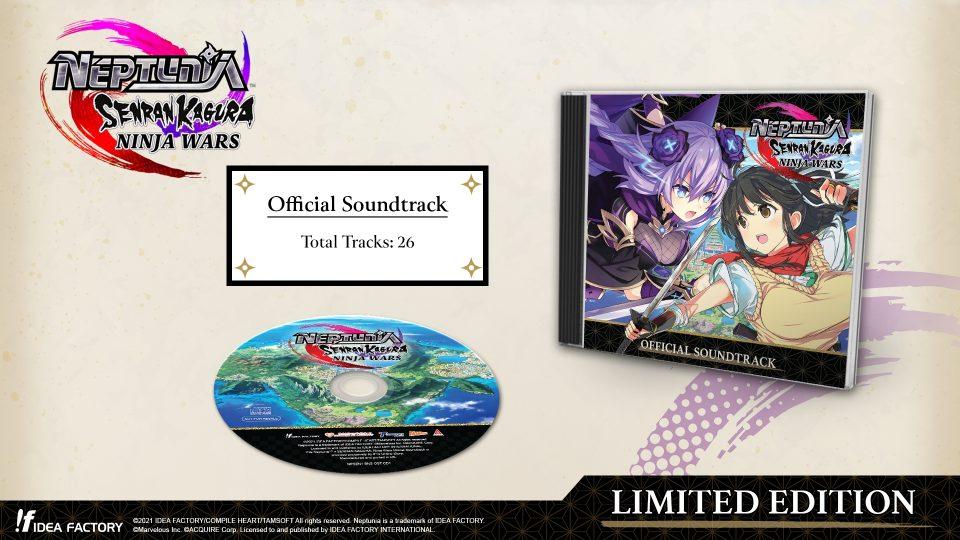 Neptunia x Senran Kagura: Ninja Wars in uscita il 29 Ottobre 17