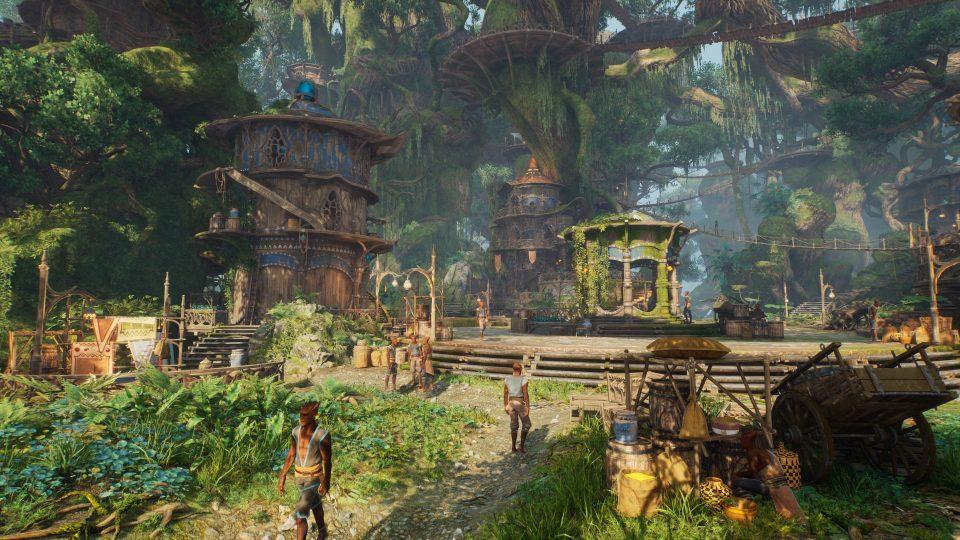 Outcast 2: A New Beginning annunciato per PS5, Xbox Series e PC 4
