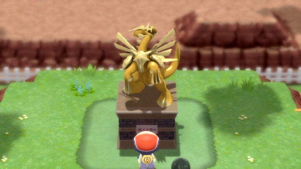 Pokémon Diamante Lucente e Perla Splendente, nuovi trailer e screenshot 3