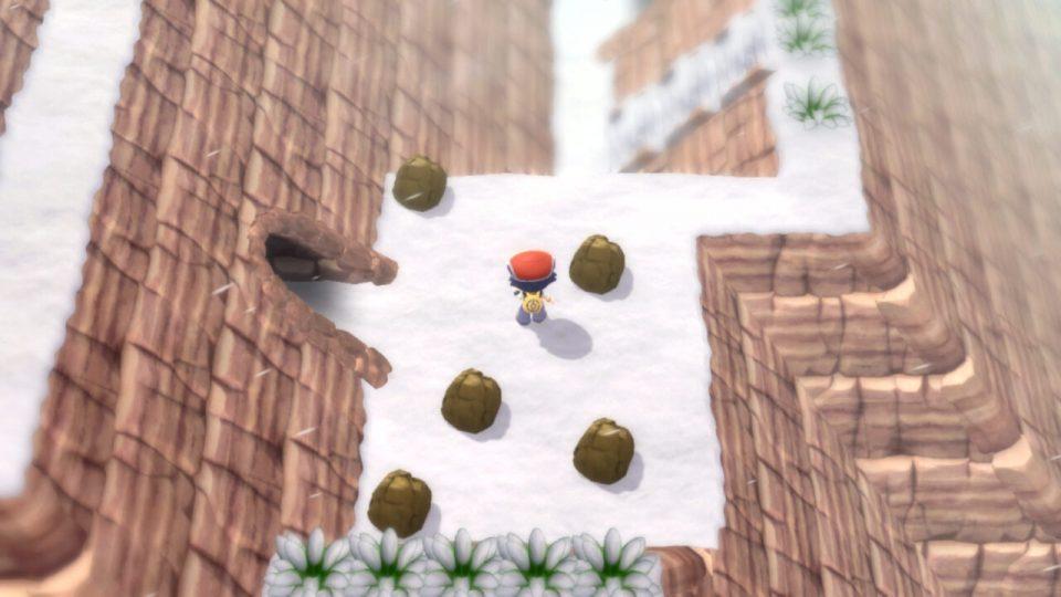 Pokémon Diamante Lucente e Perla Splendente, nuovi trailer e screenshot 4