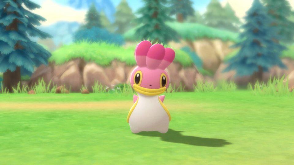 Pokémon Diamante Lucente e Perla Splendente, nuovi trailer e screenshot 6