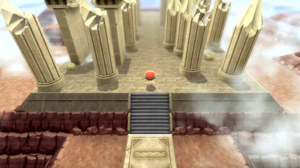 Pokémon Diamante Lucente e Perla Splendente, nuovi trailer e screenshot 8