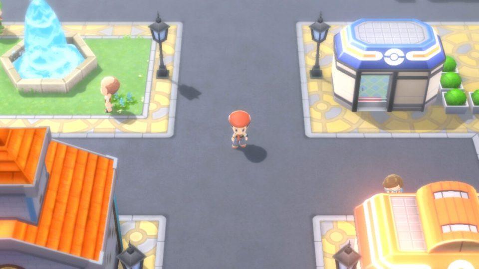 Pokémon Diamante Lucente e Perla Splendente, nuovi trailer e screenshot 9