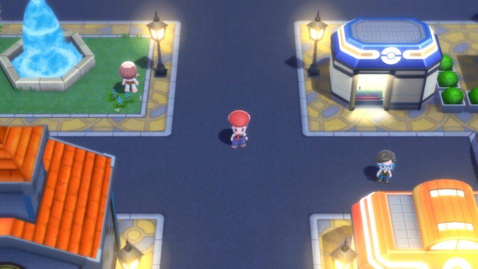 Pokémon Diamante Lucente e Perla Splendente, nuovi trailer e screenshot 10