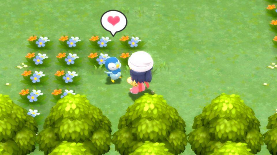 Pokémon Diamante Lucente e Perla Splendente, nuovi trailer e screenshot 30