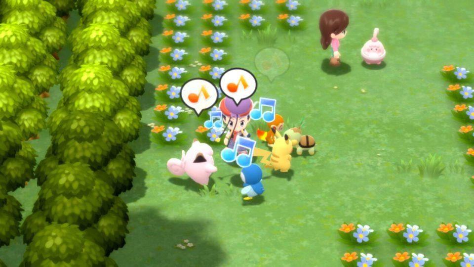 Pokémon Diamante Lucente e Perla Splendente, nuovi trailer e screenshot 31