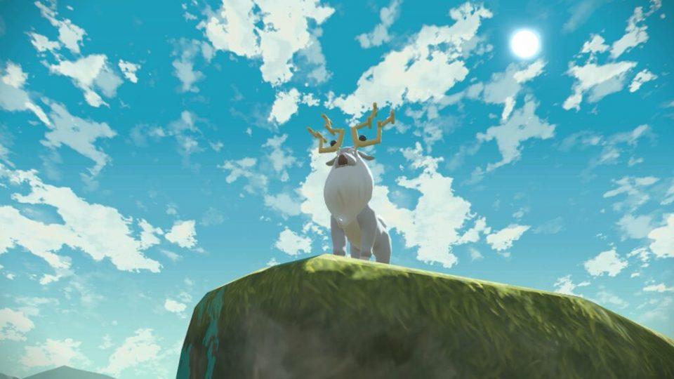 Leggende Pokémon: Arceus, nuovi trailer e screenshot 1