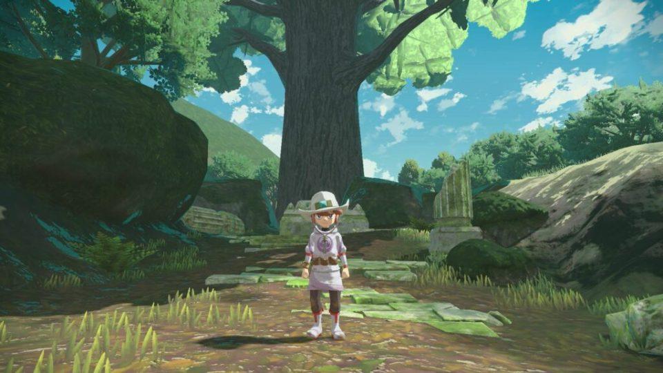 Leggende Pokémon: Arceus, nuovi trailer e screenshot 4