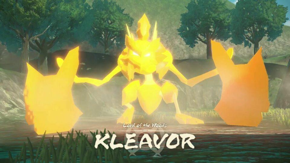 Leggende Pokémon: Arceus, nuovi trailer e screenshot 5