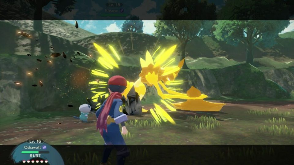 Leggende Pokémon: Arceus, nuovi trailer e screenshot 10