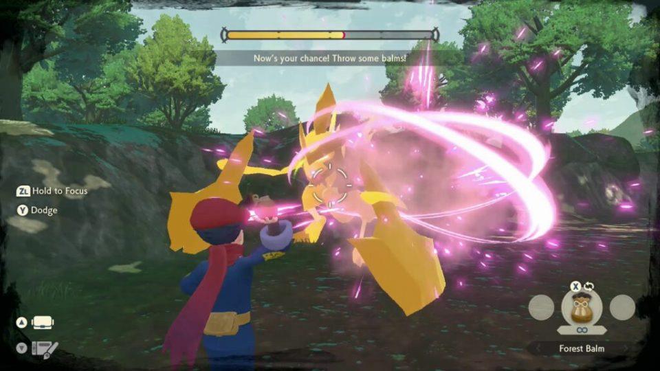 Leggende Pokémon: Arceus, nuovi trailer e screenshot 12