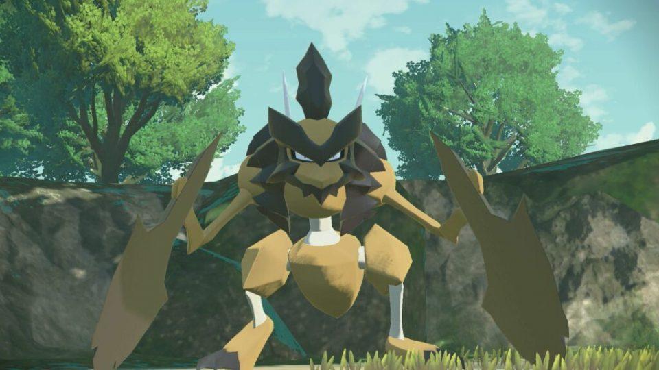 Leggende Pokémon: Arceus, nuovi trailer e screenshot 13