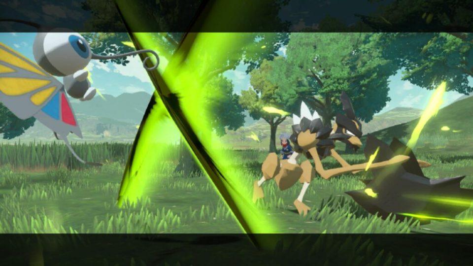 Leggende Pokémon: Arceus, nuovi trailer e screenshot 14