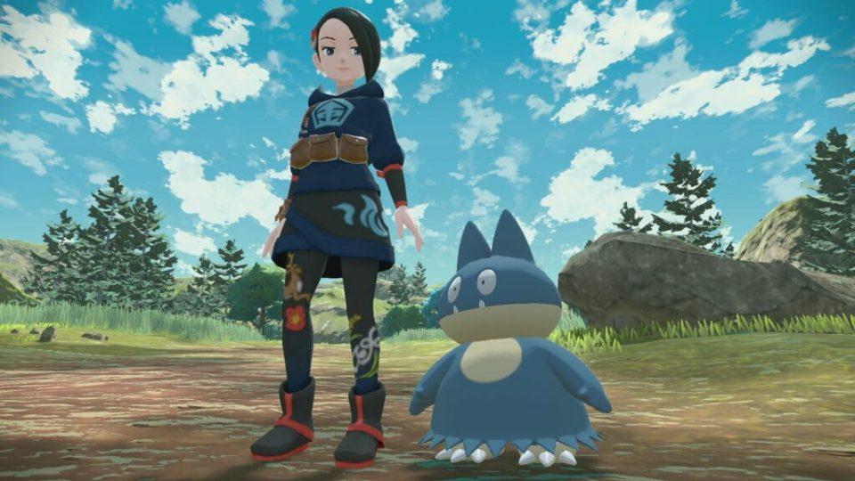 Leggende Pokémon: Arceus, nuovi trailer e screenshot 15