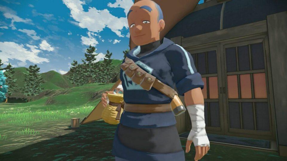 Leggende Pokémon: Arceus, nuovi trailer e screenshot 18